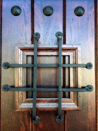 Front Door Detail - Coates Lovett Coates