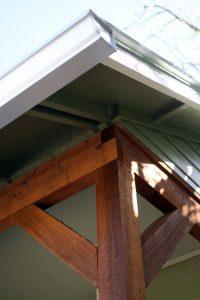 Woodwork Detail - Coates, Lovett, Coates