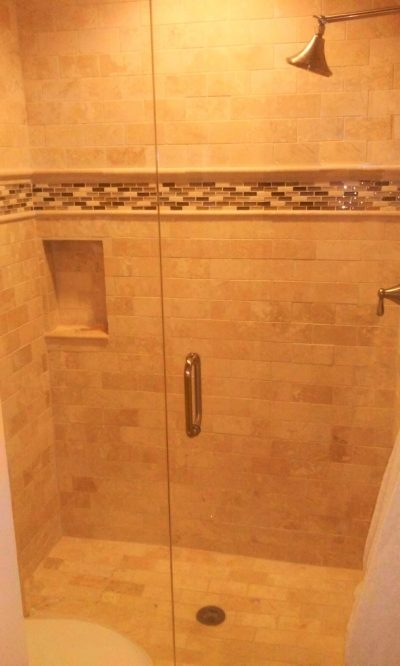 Shower Remodel - Coates, Lovett, Coates