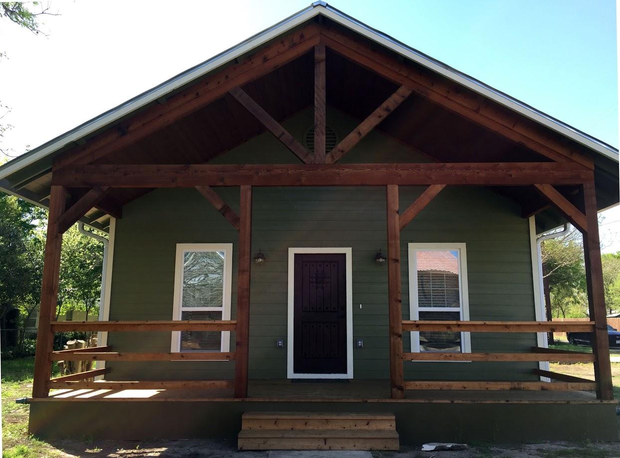 House Exterior - Coates Lovett Coates Contracting
