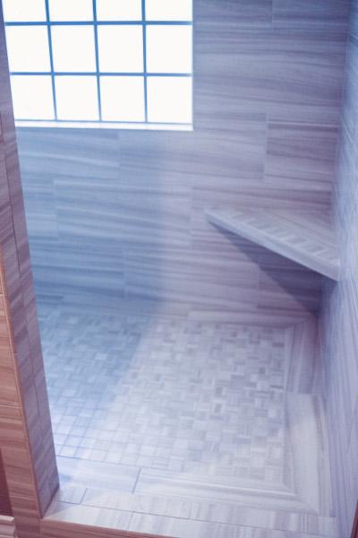 Tile Shower Detail - Coates Lovett Coates